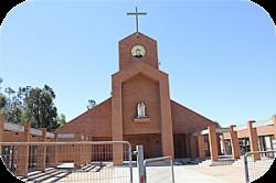Parroquia San Alberto Hurtado