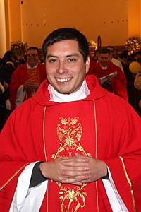 Pbro. Jaime Echeverría Álvarez