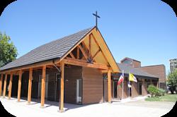 Parroquia Sagrada Familia Talca