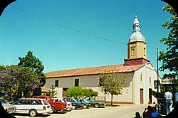 Parroquia Nuestra Señora del Rosario de Curepto