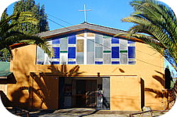 Parroquia San Miguel Arcángel de Licantén