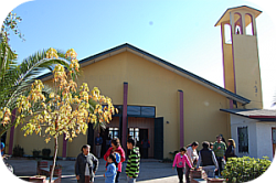 Parroquia San Sebastián