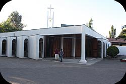 Parroquia San Juan de Dios de Teno